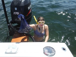 scalloping charters homosassa